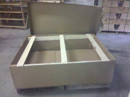 Corrugated Gaylord Box