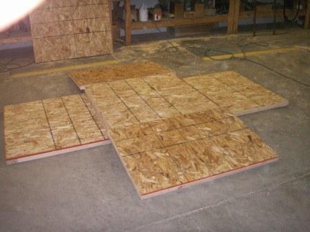 Heat Treated Wood Crate 2