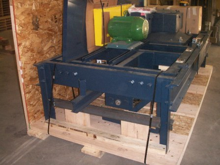 Industrial Packaging Machine Crating 3