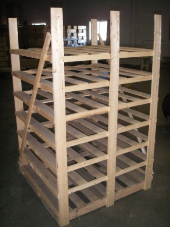Greenhouse Shipping Rack